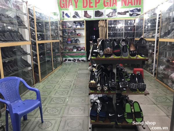 Sang shop giày dép nam nữ quận Tân Phú