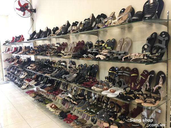 Sang shop giày dép nữ giá rẻ quận Bình Thạnh