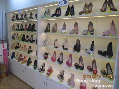 Sang Shop giầy dép nữ quận 3