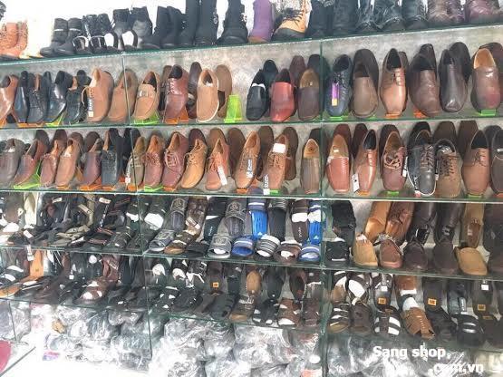 Sang shop giầy dép tại Đà Nẵng