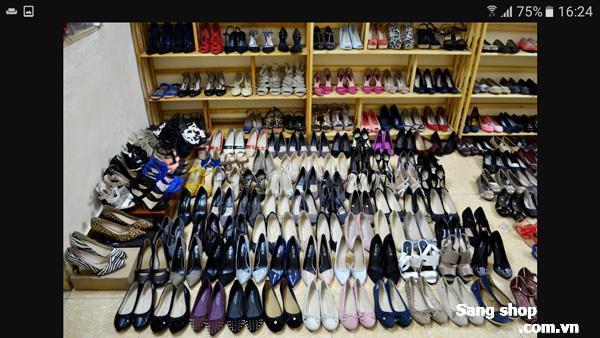 Sang shop giầy dép thời trang cao cấp