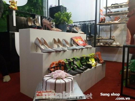 Sang shop giày dép thời trang nữ đường Thích Quảng Đức