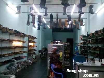 Sang shop giày dép xuất khẩu Q.Gò Vấp.