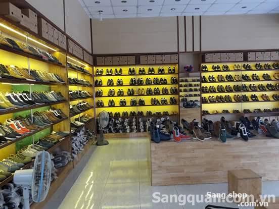 Sang Shop giầy gần trường cấp 3 Lý Thường Kiệt