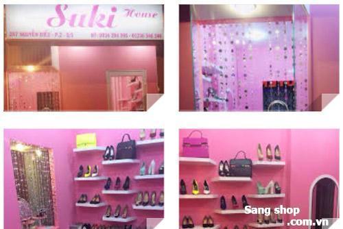 Sang shop giày giá rẻ Quận 5