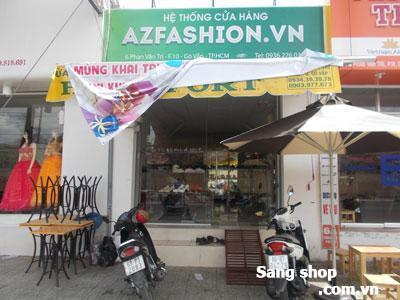 Sang shop giày nữ quận Gò Vấp