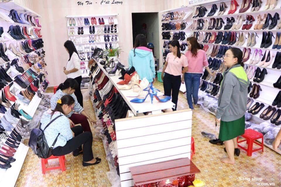 Sang shop giày nữ xuất khẩu Trung tâm TP. Mỹ Tho