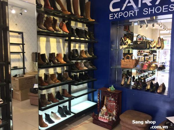 Sang Shop giày thiết kế sang trọng quận Phú Nhuận