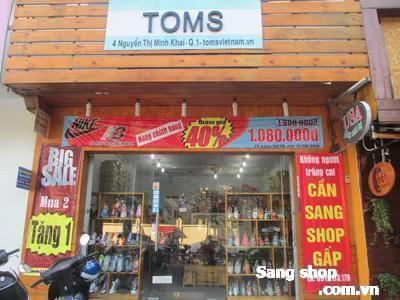 Sang Shop Giầy Toms Quận 1