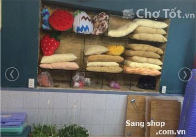 Sang shop gối - sinh tố-trái cây tô-cafe