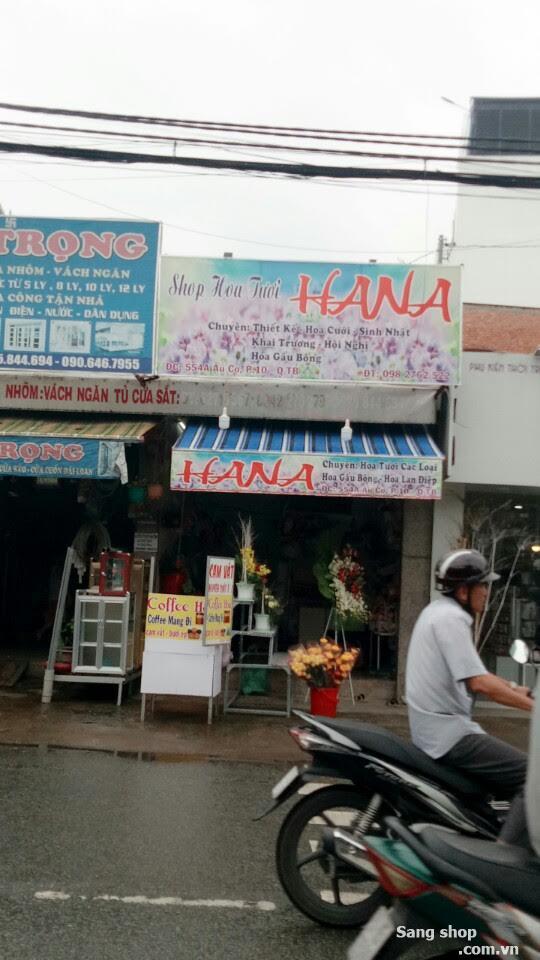 Sang Shop Hoa Quận Tân Bình