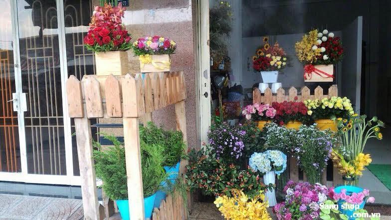 Sang shop hoa tươi