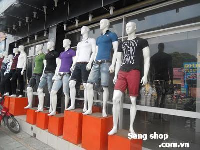 Sang shop hoặc mặt bằng đẹp đường Quang Trung