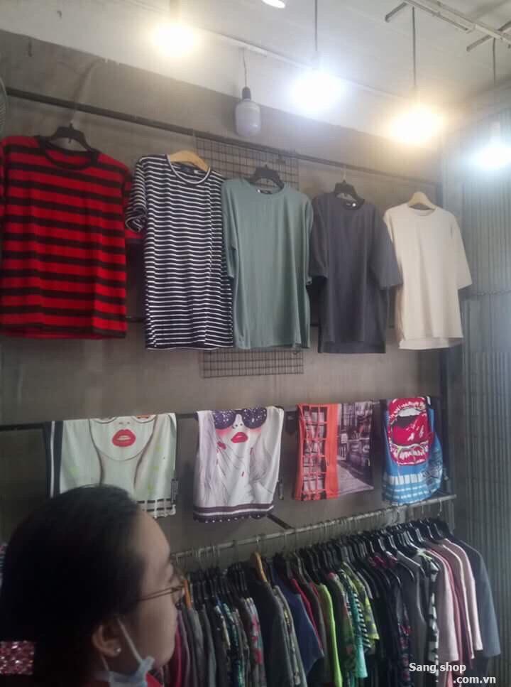 Sang Shop hoặc mặt bằng shop mặt tiền quận 10