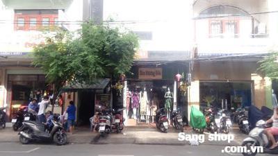 Sang shop hoặc mặt bằng shop quận 3