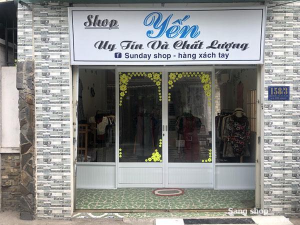 Sang shop hoặc mặt bằng trống 24m2