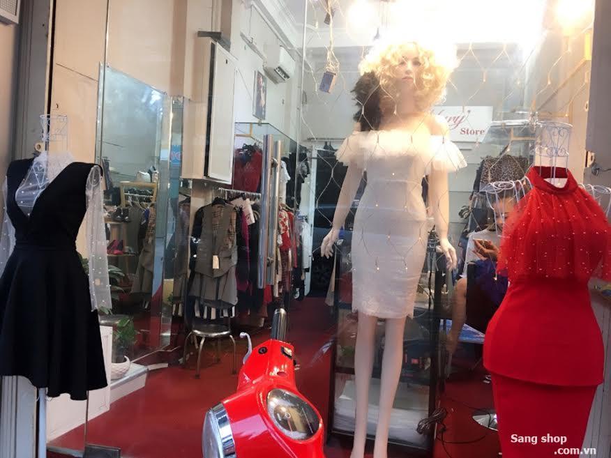 Sang Shop hoặc sang mặt bằng shop quận Phú Nhuận
