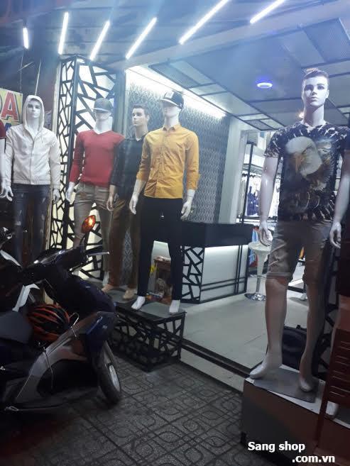 Sang shop hoặc thanh lý toàn bộ thời trang nam