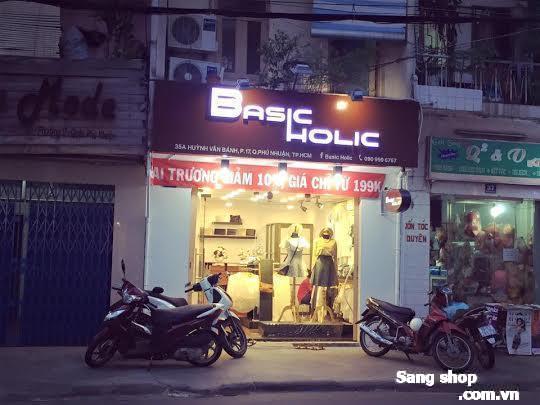 Sang Shop Huỳnh Văn Bánh, Phú Nhuận