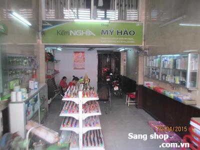 Sang Shop kềm Nghĩa + Mỹ Phẩm + Phụ Liệu Làm Tóc Quận 6