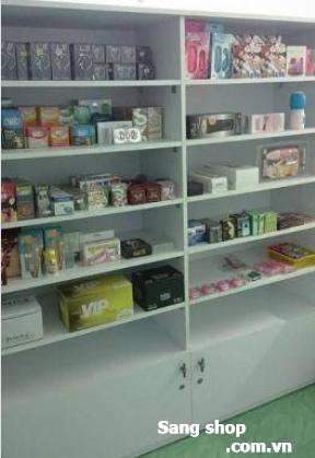 Sang shop kinh doanh bao cao su và nước hoa