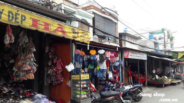 Sang Shop kinh doanh giày dép - quần áo chợ lạc quang