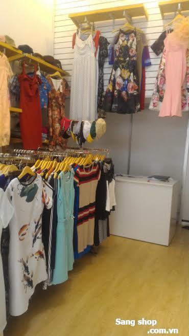 Sang shop mặt tiền đường Huỳnh Văn Bánh