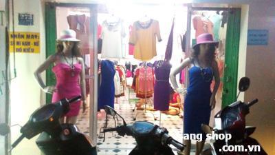 Sang shop mặt bằng đường Lê Văn Thịnh