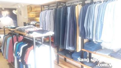 Sang Shop - Mặt bằng đường Nguyễn Đình Chiểu