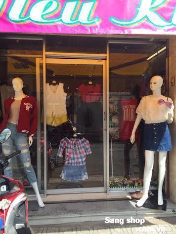 Sang Shop thời trang đường Lê Lợi, Quận Gò Vấp