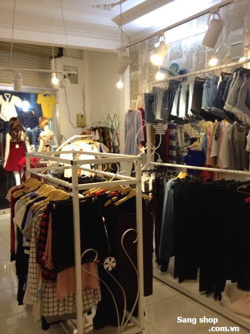 Sang Shop mặt tiền đường Lê Trọng Tấn