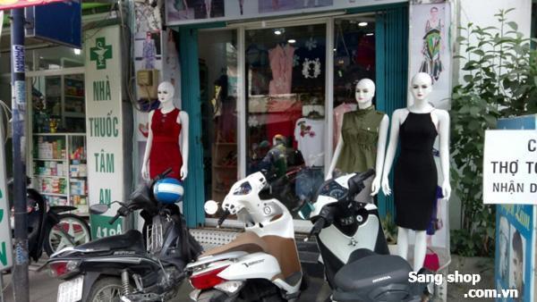 Sang Shop mặt tiền đường Lê Văn Lương