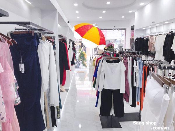 Sang shop Mặt tiền đường Lê Văn Sỹ