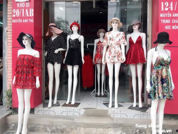 Sang shop mặt tiền đường Nguyễn ảnh thủ