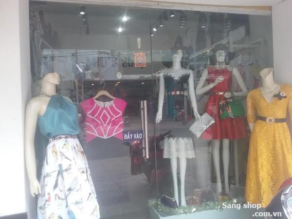 Sang Shop mặt tiền đường Nguyễn Đình Chiểu.