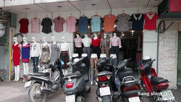 Sang Shop mặt tiền đường Nguyễn Đình Chiểu