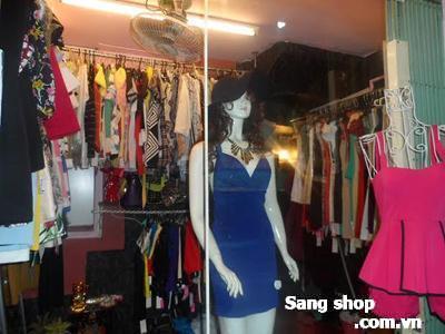 sang shop mặt tiền đường Nguyễn Thượng Hiền