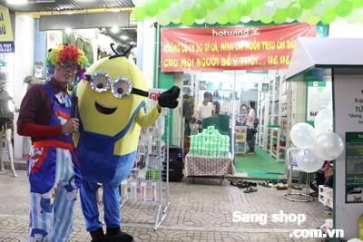 Sang shop mặt tiền đường Nguyễn Trãi