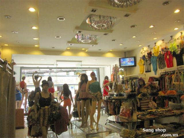Sang shop mặt tiền đường Nguyễn Trãi, Quận 1