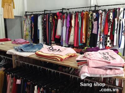 Sang Shop mặt tiền đường Nguyễn Xiển quận 9