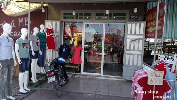 Sang Shop mặt tiền đường Phạm Văn Đồng