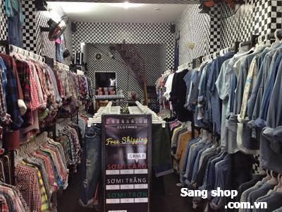 Sang Shop mặt tiền đường Phan Văn Trị