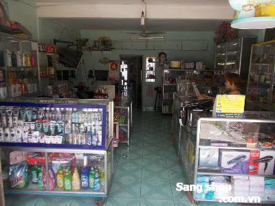 Sang shop mặt tiền đường Tô Ký, Quận12