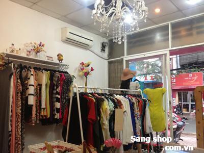 Sang shop mặt tiền đường Trần Huy Liệu, P8,Q. Phú Nhuận