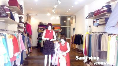 Sang shop mặt tiền đường Trần Quốc Toản