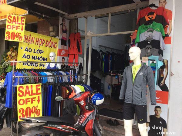 Sang shop mặt tiền đường Trường Chinh