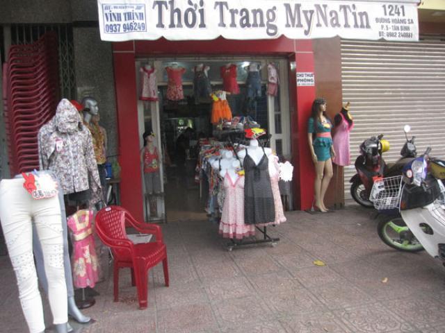 Sang shop mặt tiền Hoàng Sa