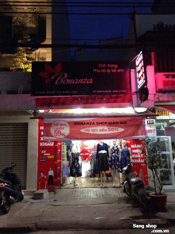 Sang shop mặt tiền khu vực gần Chợ Thị Nghè, vị trí đắt địa.