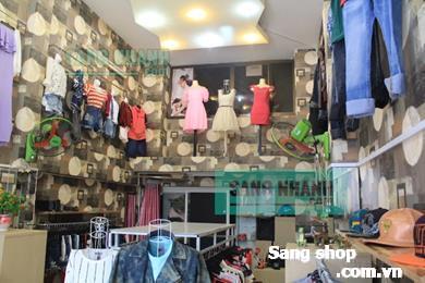 Sang shop mặt tiền Phạm Văn Hai quận Tân Bình