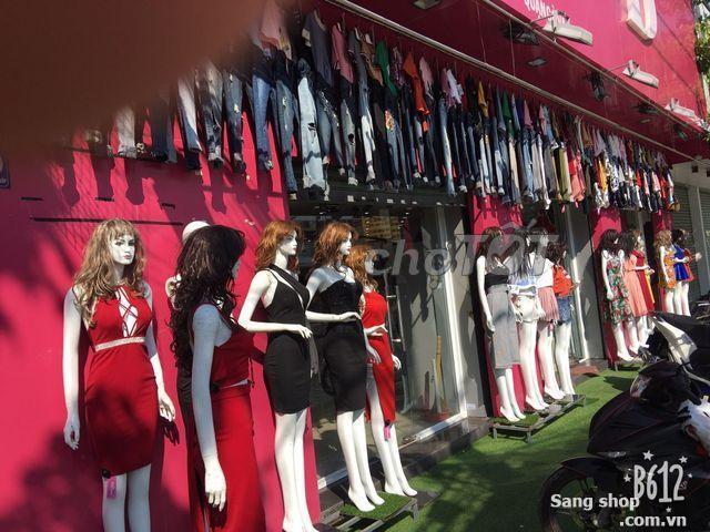 Sang shop mặt tiền Quang Trung